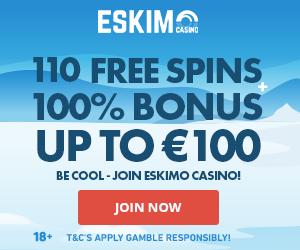Spelen bij Eskimo Casino